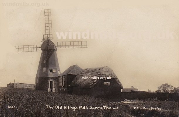 old village mill england