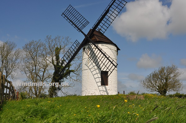 ashton wind mill somerset