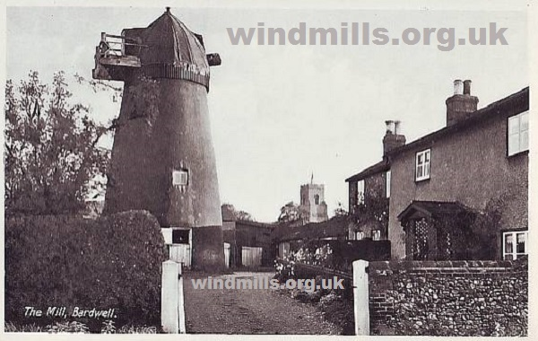 bardwell windmill suffolk