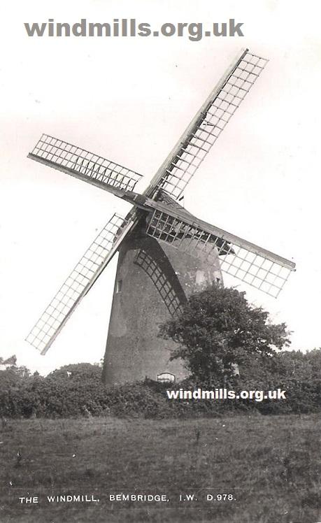 bembridge mill isle of wight