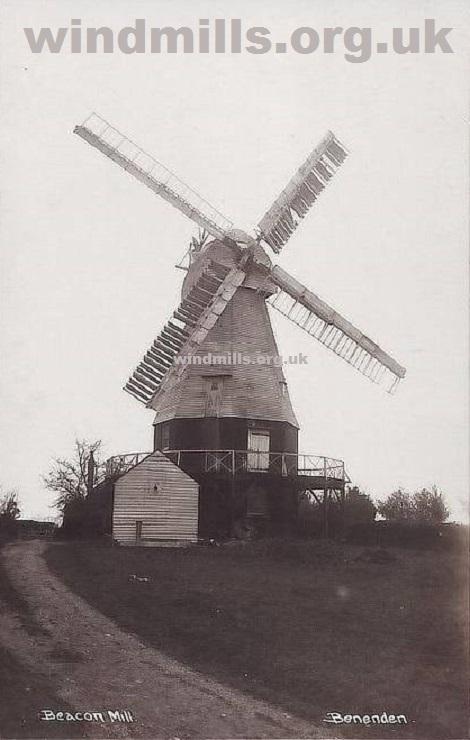 beneden windmill