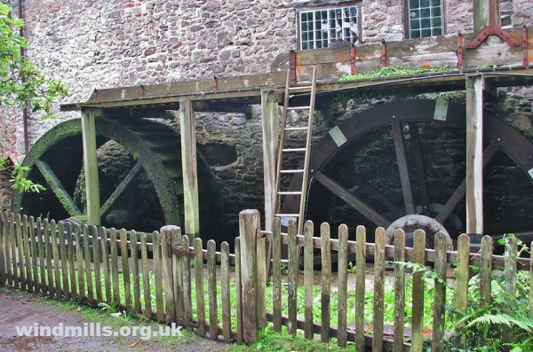 dunster working water mill