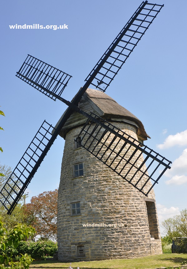 high ham wind mill