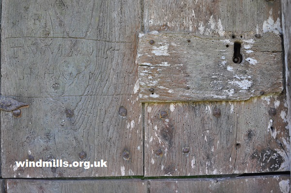 high ham windmill door
