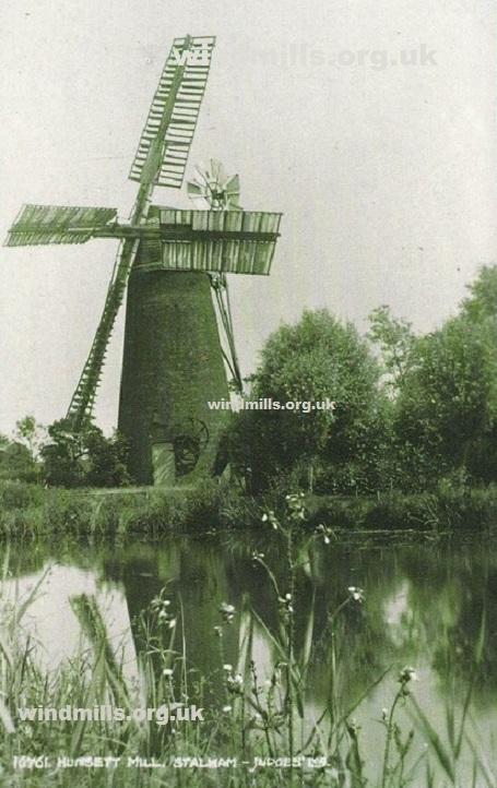 hunsett windmill