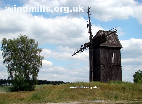 windmill poland