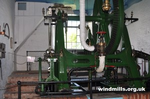 steam pumping engine