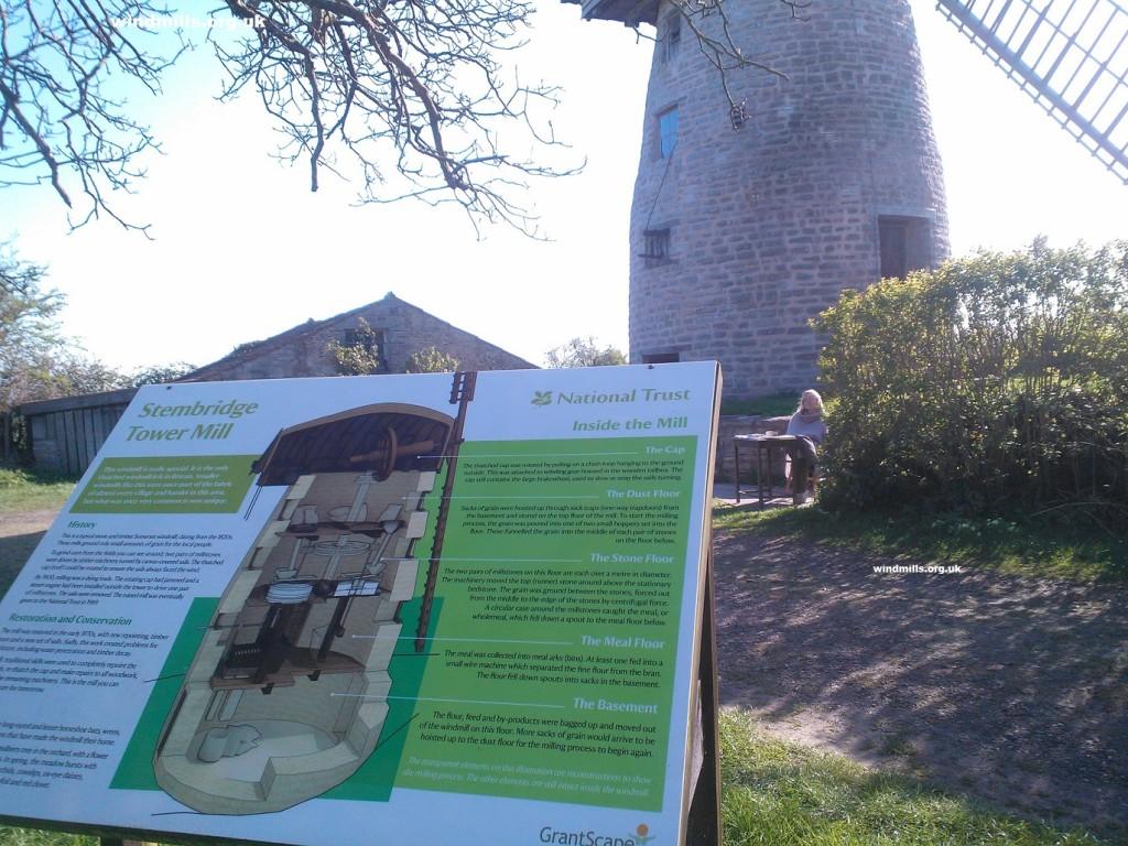 stembridge windmill