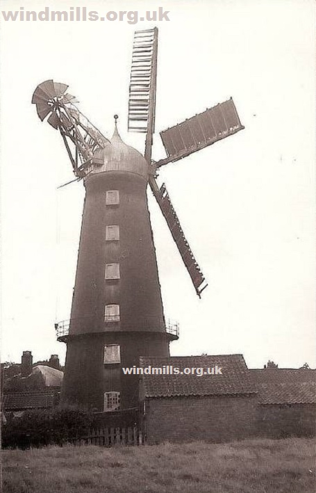 windmill mill alford