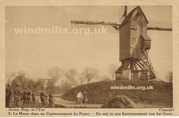 windmill belgium