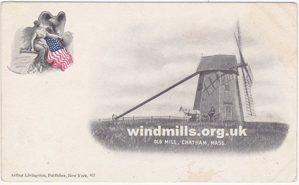 windmill chatham usa