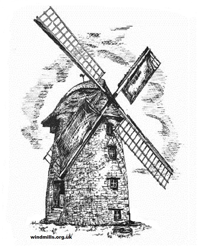 windmill colouring