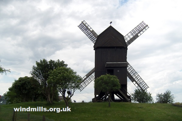 windmill germany muhlenberg