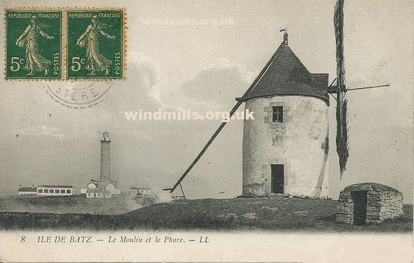 windmill france