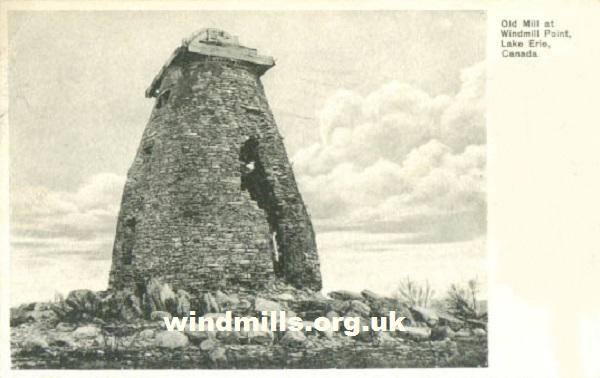 windmill lake erie canada