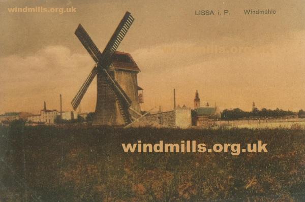windmill leszno