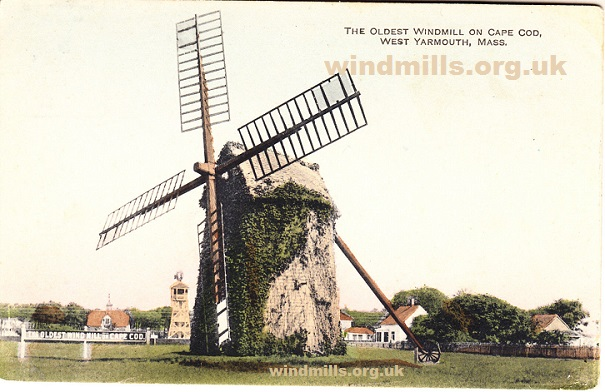 windmill Massachusetts united states