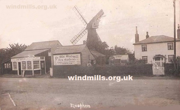 wind mill meopham kent