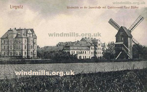 windmill poland legnica