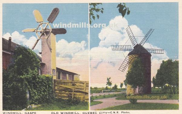 windmills quebec canada
