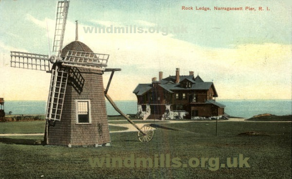 windmill rhode island usa