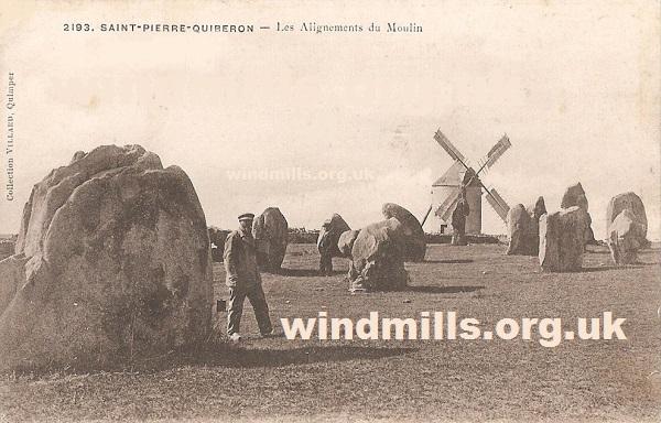 windmill Saint-Pierre-Quiberon