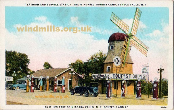 windmill tea room