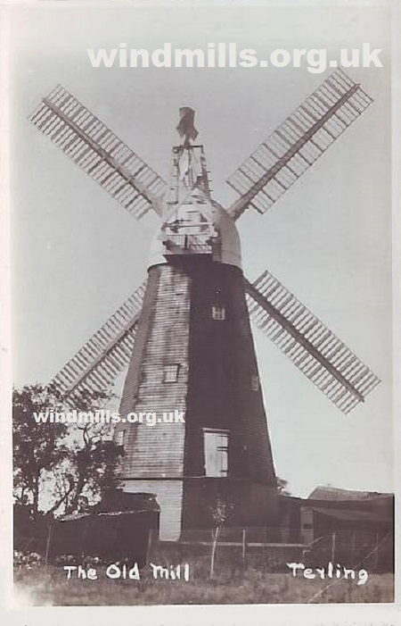 windmill Terling Essex