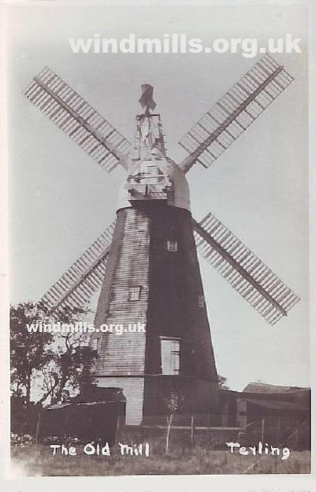 windmill Terling Essex