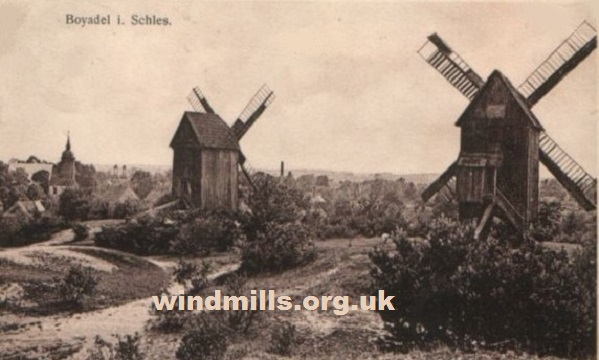 windmills boyadel silesia