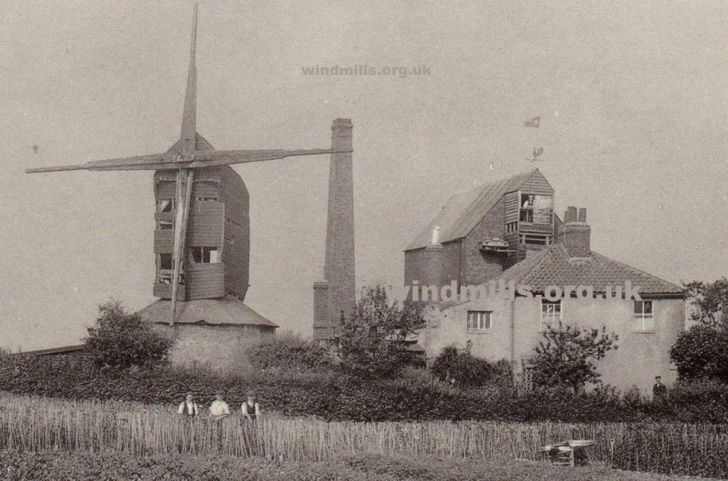 edmonton windmill