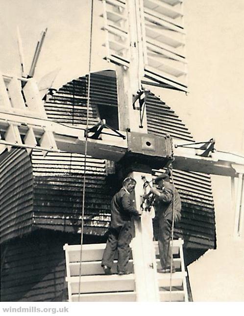 Stelling Minnis Windmill