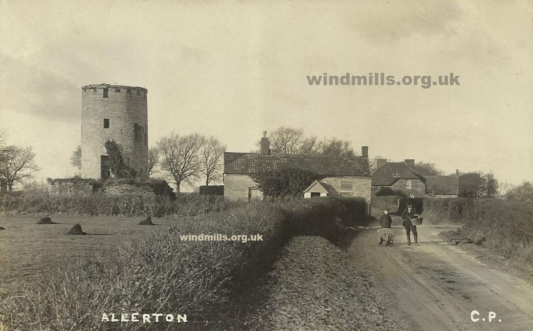 allerton windmill