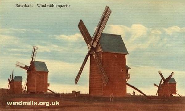 rawicz windmills