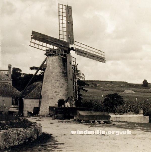 Windmill Barbados