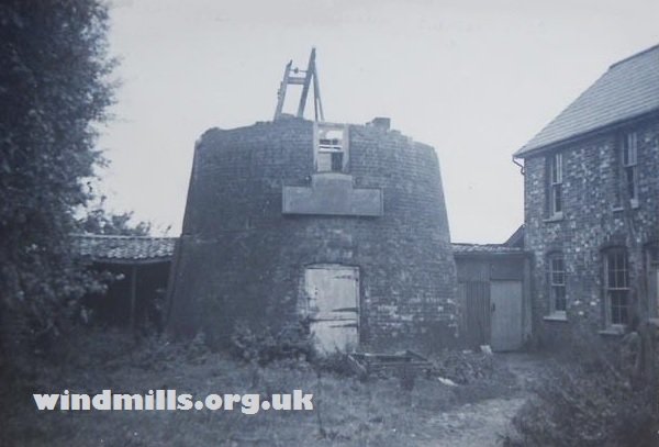 Little Stonham Mill