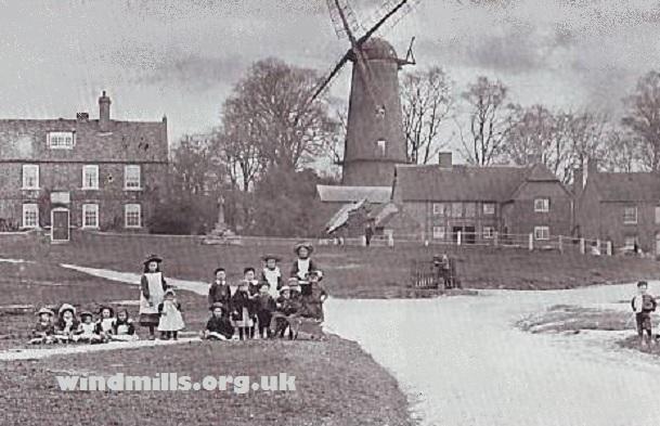 quainton mill