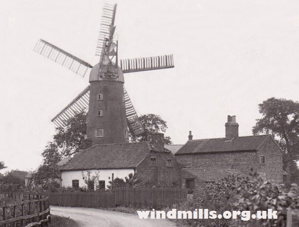 windmill coningsby lincs