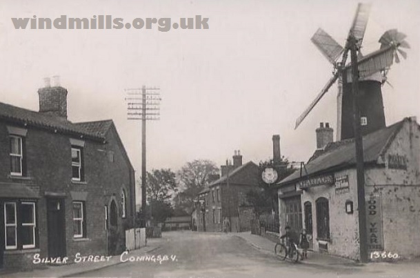 windmill coningsby lincolnshire