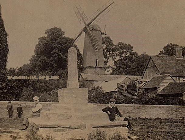 Windmill Quainton