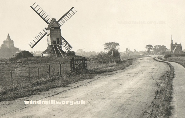 Crowland Windmill