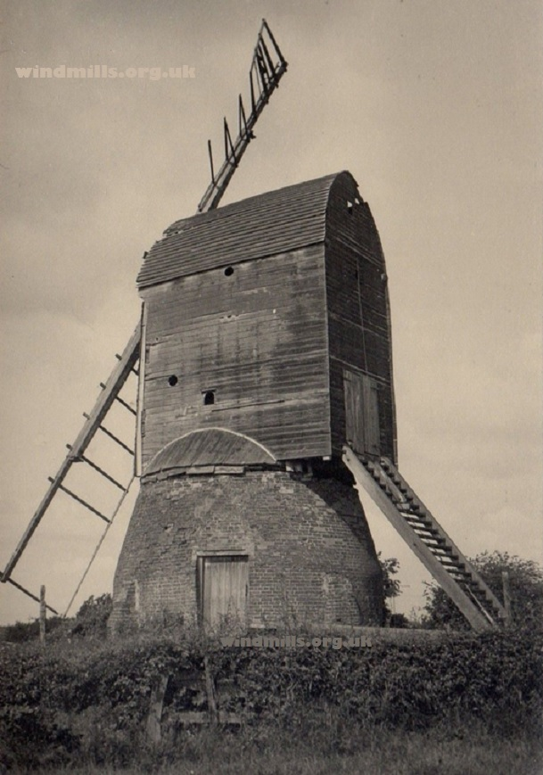 Foston windmill