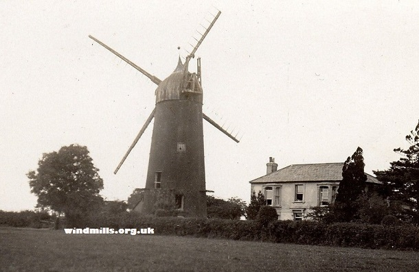 Goffs Oak Mill Broxborne