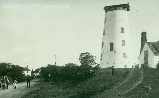 Pilling windmill