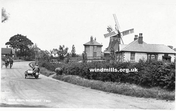 saltfleet windmill