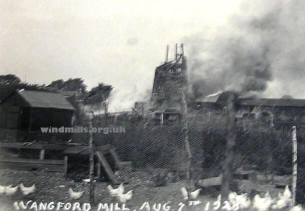 wangford smock windmill