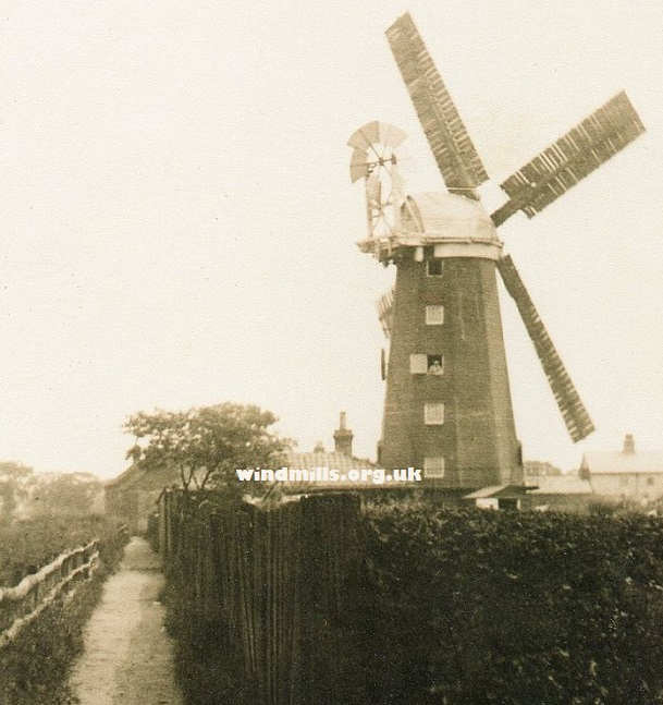 Wangford windmill
