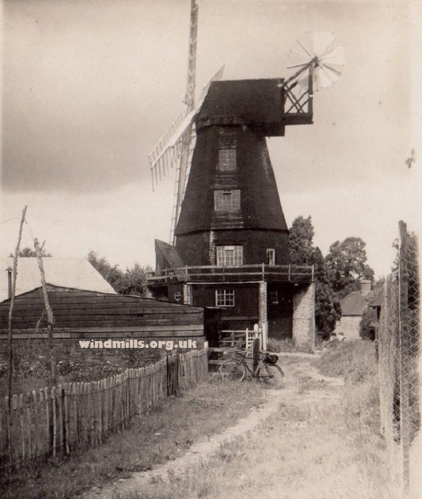 Chillington Chiltington windmill