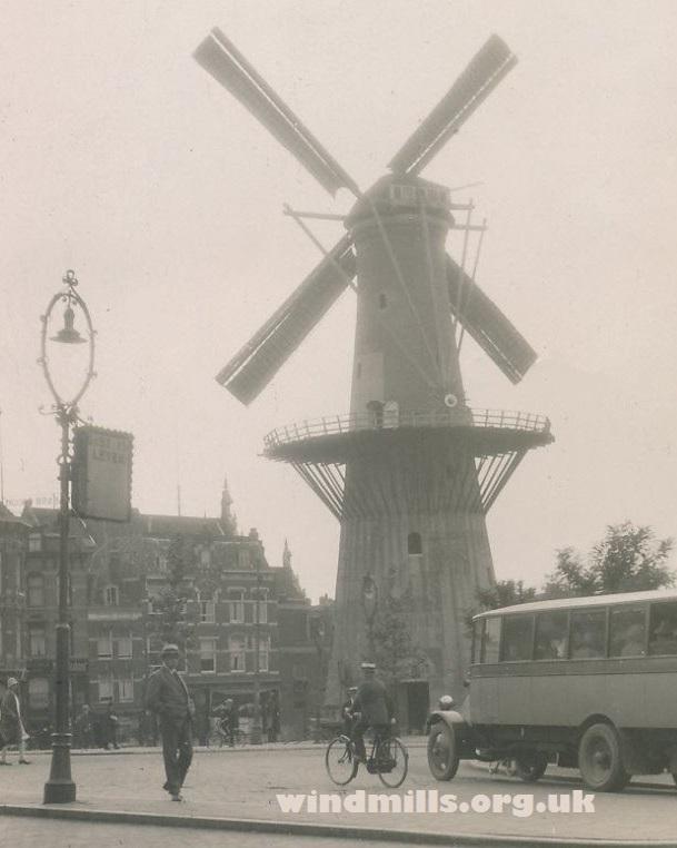 windmill rotterdam