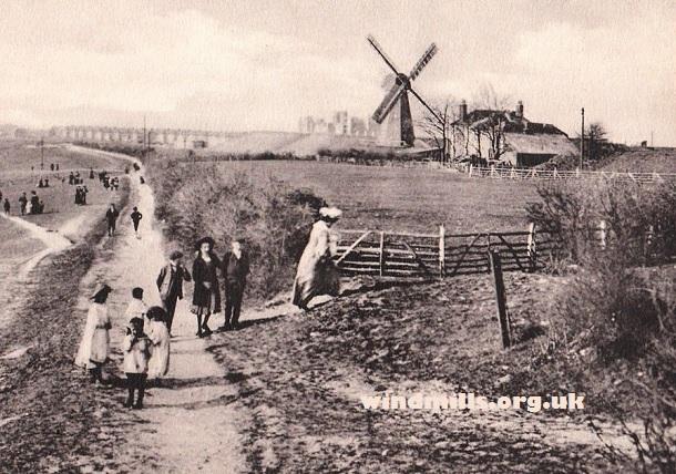 Darland BAnks mill Gillingham